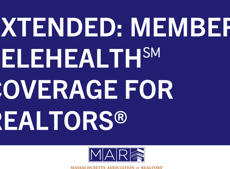 Extended: Members TeleHealth℠ Coverage for Realtors®