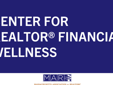 Useful Resources from the Center for Realtor® Financial Wellness