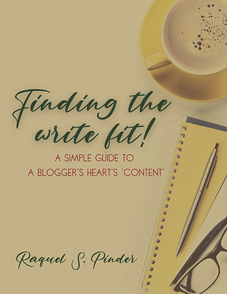 E-Book -  Looking for my 'write' fit!.pn