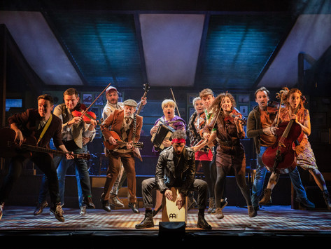 Once – Theatre Royal Bath REVIEW
