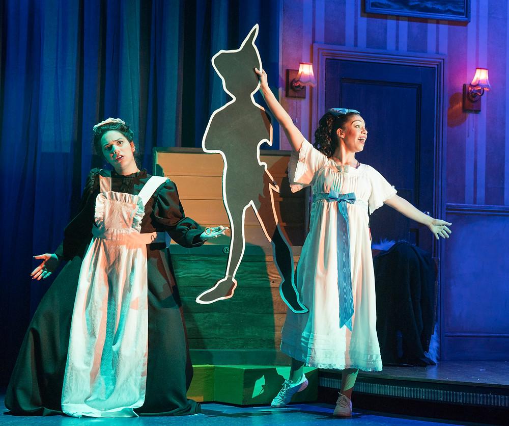 'Peter Pan Goes Wrong' Play on Tour