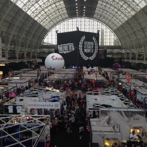 Move It 2015 – Olympia in London REVIEW
