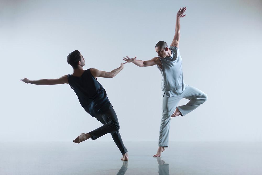 RADC perform A Far Cry - Joshua Harriette and Nicholas Shikkis - Photo Chris Nash