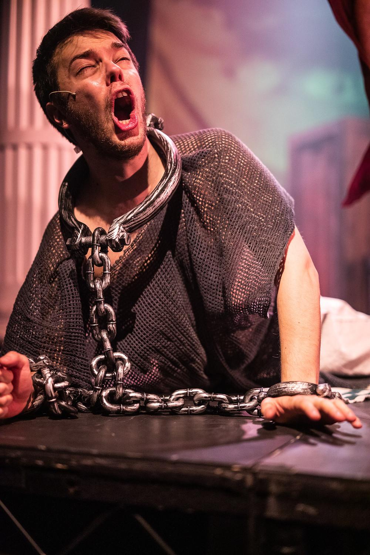 Liam Horrigan (Daniel Veil), Photo Credit_ John-Webb Carter