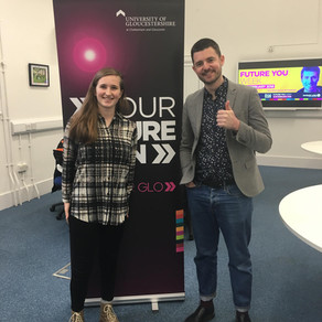 Interview with Fraser Doherty – UoGlos FutureYou Week