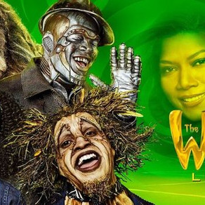 The Wiz Live! - NBC - The Shows Must Go On - REVIEW