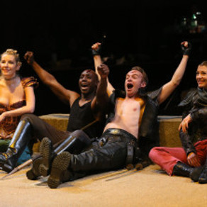 The Two Noble Kinsmen – The Royal Shakespeare Company – Swan Theatre REVIEW