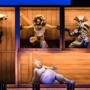 Madagascar the Musical – Bristol Hippodrome REVIEW
