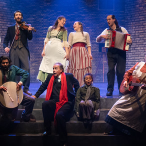 A Christmas Carol – Barn Theatre REVIEW