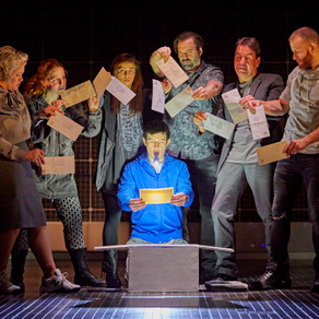 The Curious Incident of the Dog in the Night-Time – Bristol Hippodrome REVIEW