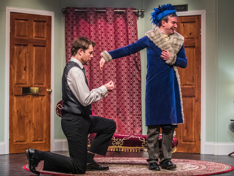 The Importance of Being Earnest – The Barn REVIEW