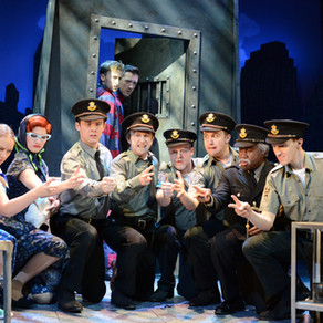 The Comedy About A Bank Robbery – Bristol Hippodrome REVIEW