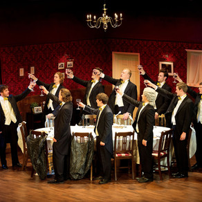 Posh – Theatre Royal Bath REVIEW