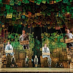 Matilda the Musical – Bristol Hippodrome REVIEW