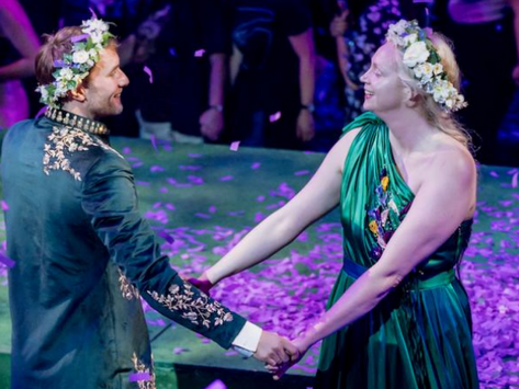 A Midsummer Night's Dream - National Theatre At Home REVIEW