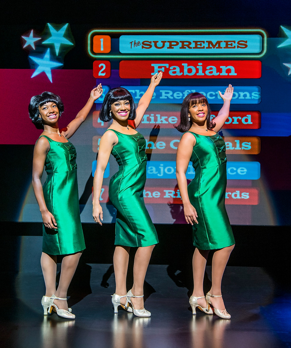 20. motown the musical. the supremes. photo tristram kenton