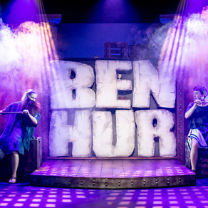 Ben Hur – The Barn REVIEW