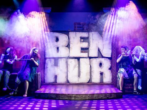 Ben Hur – The Barn REVIEW