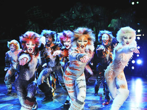 Cats – Adelphi Theatre – 1998 production recording – REVIEW