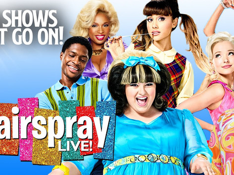 Hairspray Live! - NBC - The Shows Must Go On! REVIEW