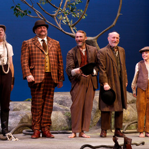 Waiting for Godot – Cheltenham Everyman REVIEW