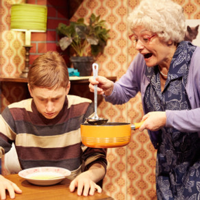 Gangsta Granny – Bristol Hippodrome REVIEW