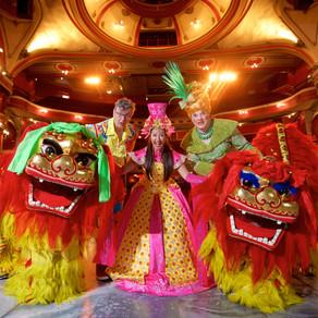 Aladdin Pantomime – Bristol Hippodrome REVIEW