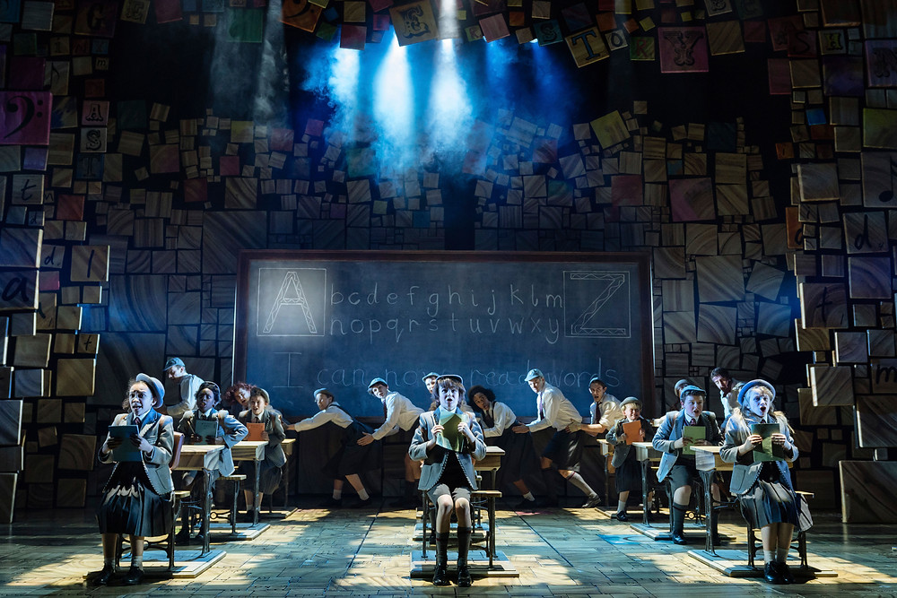 10-RSC Matilda The Musical UK & Ireland Tour. Photo Manuel Harlan