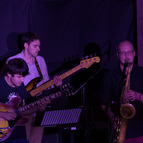 Rob Luft – Cheltenham Jazz Festival – REVIEW