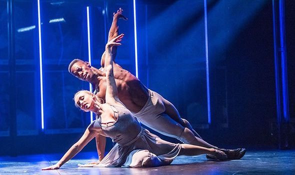 Fame-the-Musical-UK-Tour-Jorgie-Porter-and-Jamal-Crawford-1090185