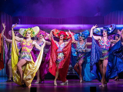 Priscilla Queen of the Desert - Theatre Royal Bath REVIEW