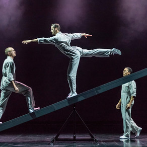 Fourteen Days – Balletboyz – Cheltenham Everyman REVIEW