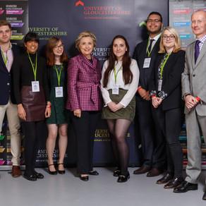 Hillary Clinton – Cheltenham Literature Festival