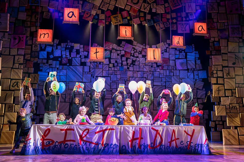 3-RSC Matilda The Musical UK & Ireland Tour. Photo Manuel Harlan