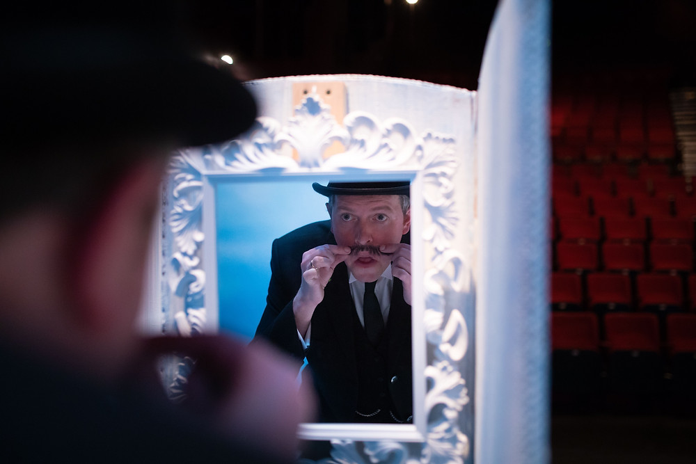 2. The Life I Lead - Miles Jupp as David Tomlinson - Photo credit Piers Foley