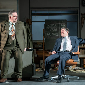 Glengarry Glen Ross – Cheltenham Everyman REVIEW