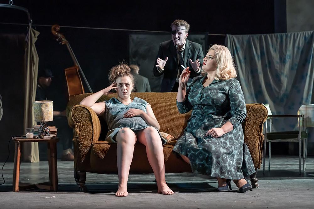 A Taste of Honey - Gemma Dobson as Jo, Tom Varey as Peter and Jodie Prenger as Helen -  Credit Marc Brenner.jpg