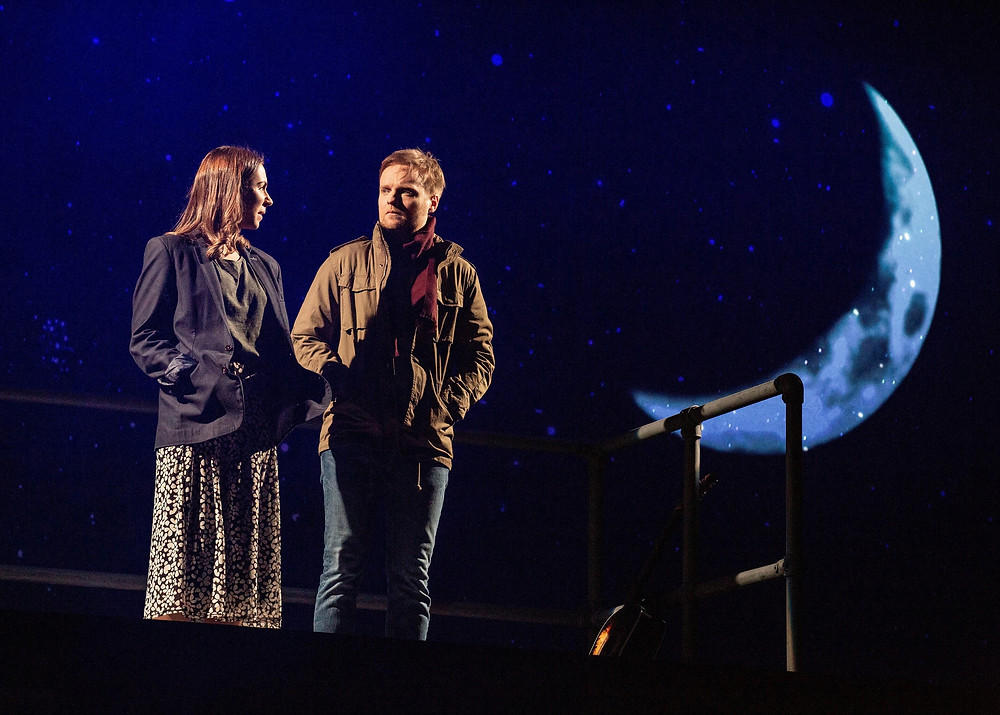 8. ONCE - Emma Lucia as Girl and Daniel Healy as Guy - 2020 Tour - Credit Mark Senior