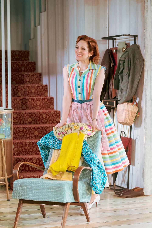 Home, I'm Darling - Katherine Parkinson as Judy - Credit Manuel Harlan