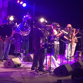 The Hot 8 Brass Band – Cheltenham Jazz Festival REVIEW