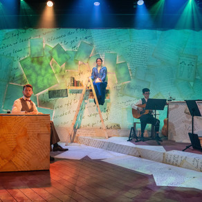 Daddy Long Legs – A Musical – The Barn Cirencester REVIEW