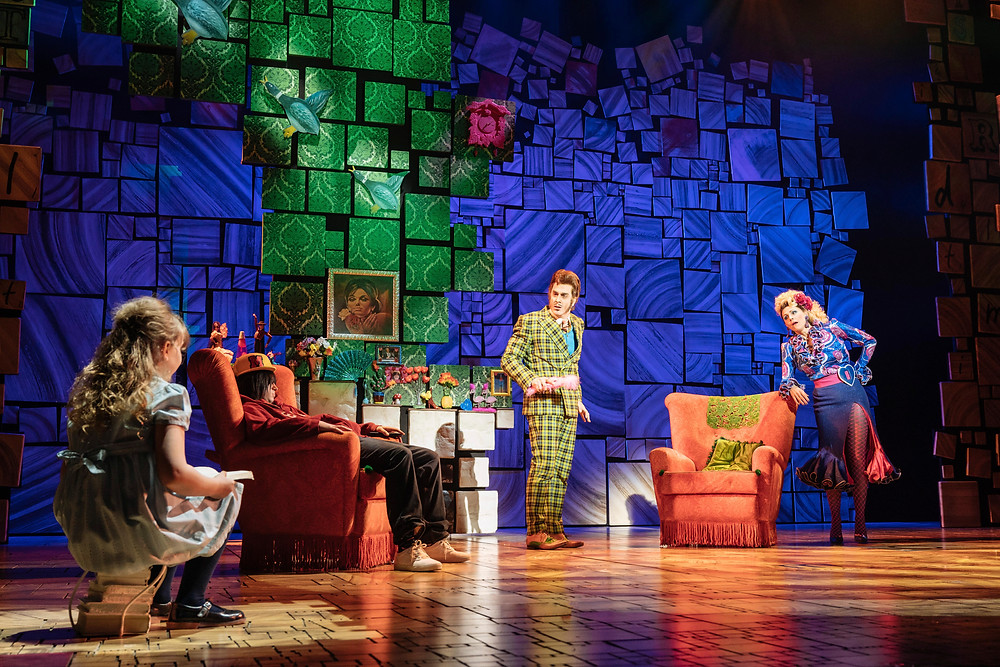 5-RSC Matilda The Musical UK & Ireland Tour. Photo Manuel Harlan