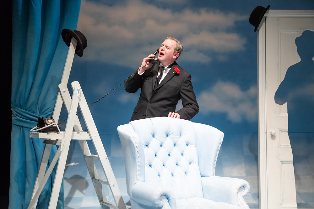 3. The Life I Lead - Miles Jupp as David Tomlinson - Photo credit Piers Foley