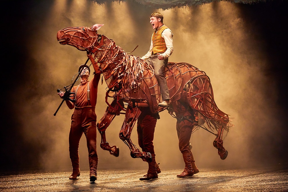 WAR HORSE UK Tour 2017