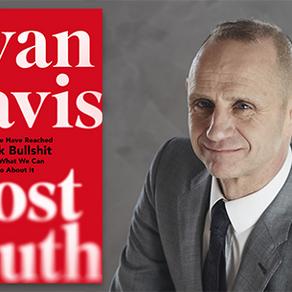 Evan Davis – Cheltenham Literature Festival Review