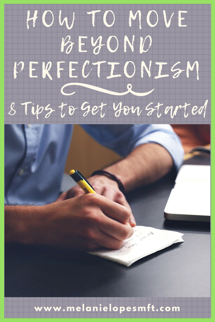 perfectionism help