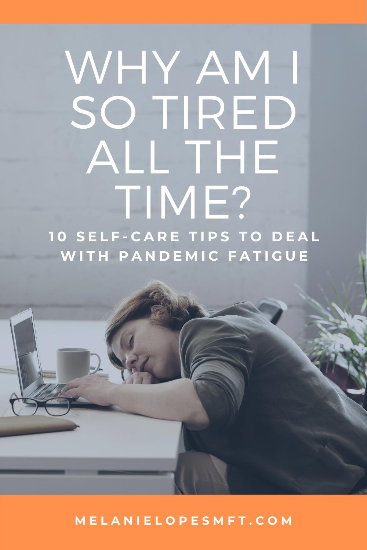 pandemic stress fatigue