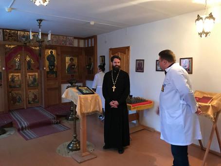 Посещение Уваровского дома-интерната
