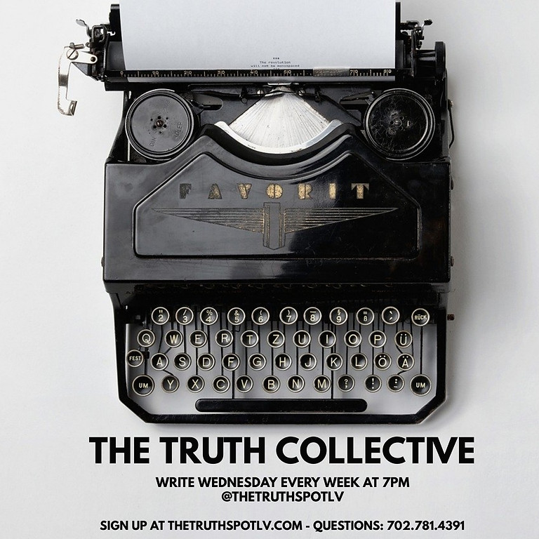 The Truth Collective Write Wednesdays