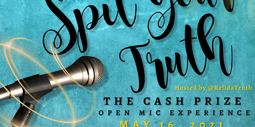 Spit Your Truth Cash Prize Open Mic + MediCakes Tasting
